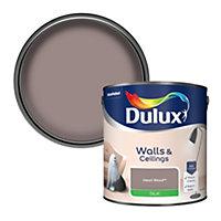 Dulux Heart wood Silk Emulsion paint, 2.5L