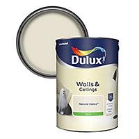 Dulux Luxurious Natural calico Silk Emulsion paint, 5L