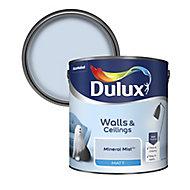 Dulux Mineral mist Matt Emulsion paint, 2.5L
