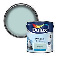 Dulux Mint macaroon Matt Emulsion paint, 2.5L