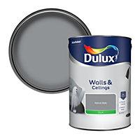 Dulux Natural slate Silk Emulsion paint, 5L