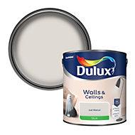 Dulux Neutrals Just walnut Silk Emulsion paint, 2.5L
