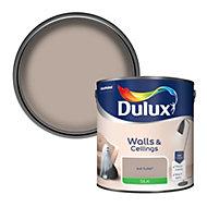 Dulux Neutrals Soft truffle Silk Emulsion paint, 2.5L