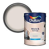 Dulux Nutmeg white Matt Emulsion paint 5L