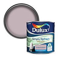Dulux One coat Dusted fondant Matt Emulsion paint, 2.5L