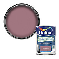 Dulux One coat Raspberry burst Matt 1.25L
