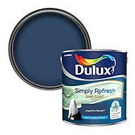 Dulux One coat Sapphire salute Matt 2.5L