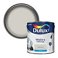 Dulux Pebble shore Matt Emulsion paint 2.5L