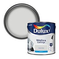 Dulux Polished pebble Matt Emulsion paint, 2.5L