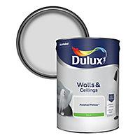 Dulux Polished pebble Silk Emulsion paint, 5L