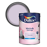 Dulux Pretty pink Matt Emulsion paint 5L