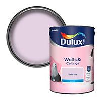 Dulux Pretty pink Matt Emulsion paint 5L