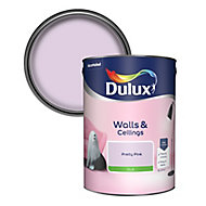 Dulux Pretty pink Silk Emulsion paint 5L