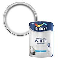 Dulux Pure brilliant white Matt Emulsion paint 5