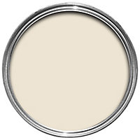 Dulux Quick dry Natural calico Satin Metal & wood paint, 0.75L