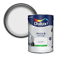 Dulux Rock salt Silk Emulsion paint, 5L