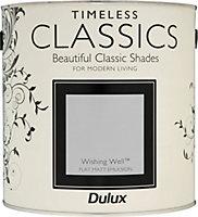 Dulux Timeless classics Wishing well Matt Emulsion paint 2.5L