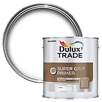 Dulux Trade Super grip White Multi-surface Primer, 1