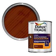 Dulux Trade Walnut Satin Wood stain, 1L