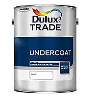 Dulux Trade White Metal & wood Undercoat, 5L