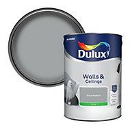 Dulux Warm pewter Silk Emulsion paint, 5L