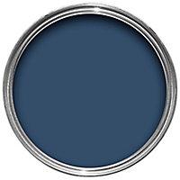 Dulux Weathershield Oxford blue Gloss Metal & wood paint, 750ml