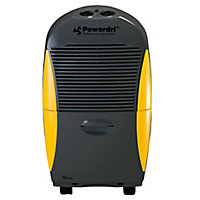Ebac Powerdri 21L 4/5 bedroom home Dehumidifier