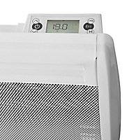 Electric 1500W White Dillam Panel heater