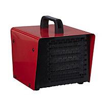 Electric 2000W Red PTC Heater