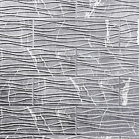 Elegance Grey Gloss 3D decor Marble effect Ceramic Wall Tile, Pack of 7, (L)600mm (W)200mm