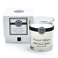 Elizabeth Williams Sweet pea & freesia Boxed jar candle