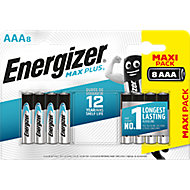 Energizer Alkaline Non-rechargeable AAA Battery, Pack of 8