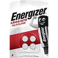Energizer Specialty Non-rechargeable LR44 Battery, Pack of 4