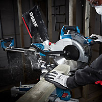 Erbauer 1800W 220-240V 254mm Sliding mitre saw EMIS254S