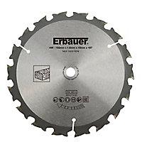 Erbauer 18T Circular saw blade (Dia)150mm