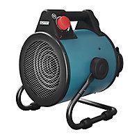 Erbauer 2000W Electric workshop heater