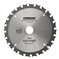 Erbauer 24T Circular saw blade (Dia)140mm