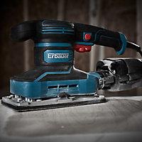 Erbauer 350W 220-240V Corded 1/2 sheet sander EHSS350
