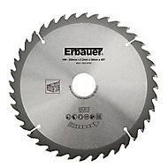 Erbauer 40T Circular saw blade (Dia)200mm