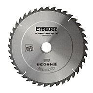 Erbauer 40T Circular saw blade (Dia)254mm
