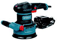 Erbauer 450W 220-240V Corded Random orbit sander ERO450