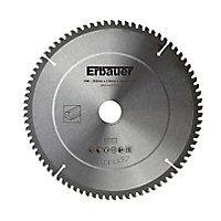 Erbauer 80T Circular saw blade (Dia)254mm