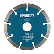 Erbauer (Dia)115mm Segmented diamond blade