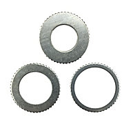 Erbauer Disc bore reduction rings, Set of 3