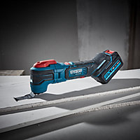 Erbauer EXT 18V Cordless Multi tool EMT18-Li-QC - Bare