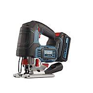 Erbauer EXT 4Ah 18V Cordless Jigsaw 1 battery EJS18-Li