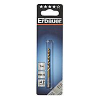 Erbauer HSS Drill bit (Dia)4.2mm (L)75mm