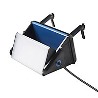 Erbauer Lewo Mains-powered LED Work light 10W 220-240V 800lm