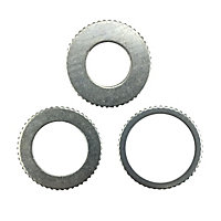 Erbauer Reduction rings, Pack of 3