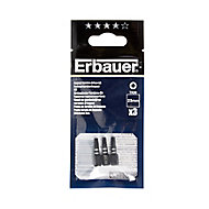 Erbauer TX20 Impact Screwdriver bits 25mm, Pack of 3
